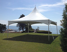 20x20 frame tent rental Sw&scott MA & Back Yard Tent Rentals for Boston and the North Shore MA.